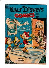 Walt Disney's Comics & Stories No.113   : 1950 :   : Ice Skating Cover! :