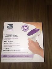 Silk'n Flash & Go Hair Removal Device w/ 5000 Pulses New In Box