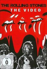 THE ROLLING STONES - THE VIDEO - BRAND NEW SEALED DVD