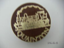 QUAINTON PICTURE  BADGE