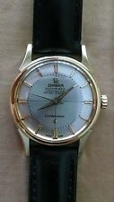 Omega 18k Constellation - Pie Pan Dial - c.1958 - Handsome and Super Clean!