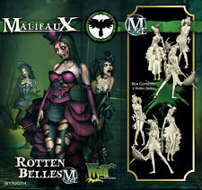 Wyrd Malifaux The Resurrectionists BNIB Rotten Belles Box Set