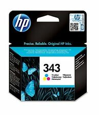 Genuina auténtica HP HEWLETT PACKARD HP 343 Tri Color Cartucho de tinta C8766EE
