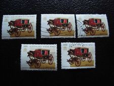 VATICAN - timbre yvert et tellier n° 1061 x5 obl (A28) stamp