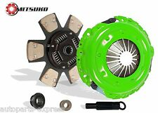 MITSUKO STG 2 NEW CLUTCH KIT FOR 87-93 FORD F150-350 BRONCO 4.9L 5.0L 5.8 I6 V8