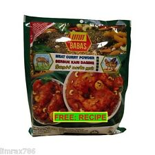 MEAT CURRY POWDER 250GM WITH FREE MEAT AND CHICKEN CURRY RECIPE