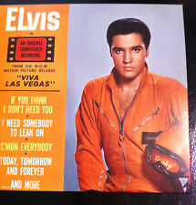 *NEW* CD Soundtrack - Elvis Presley - Viva Las Vegas (Mini LP Style Card Case)