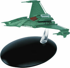 STAR TREK STARSHIPS COLLECTION ISSUE 53 KLINGON AUGMENTS' SHIP EAGLEMOSS MODEL