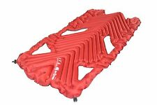 KLYMIT X Wave Sleeping Pad RED Lightweight Camping FACTORY REFURBISHED