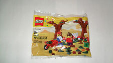 2013 Fall Lego 40057 Exclusive Autumn Leaves Poly bags Sealed New Free Shipping