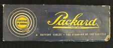 1939-54 PACKARD BATTERY CABLE SEALED BOX NASH FRAZER HUDSON WILLYS DE SOTO DODGE
