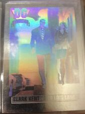 Lois Lane and Clark Kent Hologram Card (Dc Cards Cosmic Universe Superman)