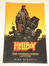 HELLBOY GRAPHIC NOVEL CHAINED COFFIN AND OTHERS DARK HORSE MIKE MIGNOLA