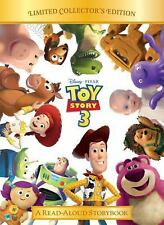 Toy Story 3 Read Aloud Storybook (Hardcover) Disney/Pixar Collector's Ed.