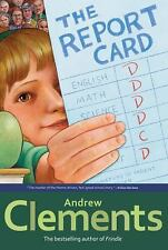 The Report Card (Brand New Paperback) Andrew Clements
