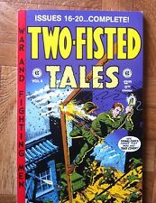 TWO FISTED TALES VOL 4  EC COMICS VERY FINE 1997 (A44)