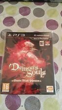 DEMON´S SOULS EDICION LIMITADA  PLAYSTATION 3 COMO NUEVO