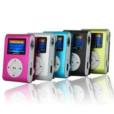 Supprot 32G 32GB LCD Screen MP3 Music Video Mini Media Player Black New