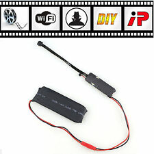 Wifi IP Wireless HD DIY Module Hidden k Spy Home Security Camera For Android iOS
