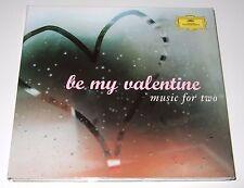 Be My Valentine: Music for Two (CD, 2 Discs, Deutsche Grammophon)