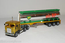SIKU 3418 KENWORTH TRUCK WITH TANKER TRAILER AIR BP VN MINT CONDITION