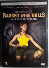 BARBED WIRE DOLLS - Franco DVD Romay Swinn Stedil OOP