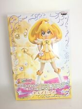 "Smie Precure Cure Peace 7"" Figure Authentic Banpresto Japan k#13069"