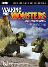 WALKING WITH MONSTERS Life Before Dinosaurs DVD R4 - PAL