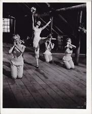 Jane Powell Julie Newmar Seven Brides for Seven Brothers 1954 movie photo 17273