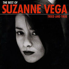 The Best of Suzanne Vega: Tried and True [731454094528] New CD