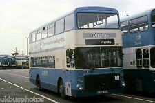 Tayside No.86 Ailsa Dundee Depot 1986 Bus Photo