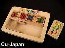Tricky? - coulissant puzzle par minoru abe-minimum 68 bouge!