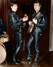 The Beatles John Lennon Paul McCartney Photo Print 13x19""