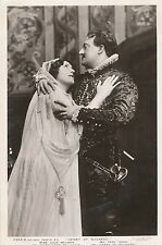 POSTCARD  ACTRESSES  Julia  Neilson &  Fred  Terry