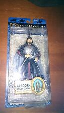 Lord of the Rings: Aragorn - King of Gondor w/ Anduril Sword Box (MISB)
