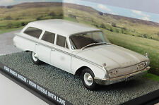 FORD RANCH WAGON JAMES BOND 007 FROM RUSSIA WITH LOVE UNIVERSAL HOBBIES 1/43
