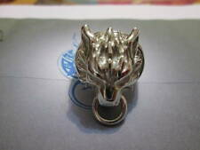 Final Fantasy VII Wolf Lion Red XIII Fenrir Bague argent 925-production artisan