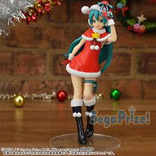 Sega Prize Hatsune Miku Project DIVA Arcade Future Tone SPM Figure Christmas NEW