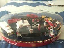 Lego Shell 2015 Collection with display case
