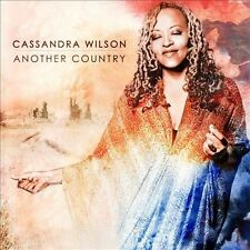 CD: CASSANDRA WILSON Another Country featuring FABRIZIO SOTTI nm