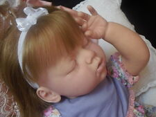 Arianna Reva Schick Custom Reborn Toddler Doll Little Darlins Nursery Rita Meese