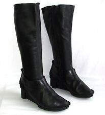 TRIPPEN - Bottes Cliff f x + os Boots  Studio Cuir noir 38 - EXCEL. ETAT + BOITE