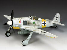 LW062 Focke-Wulf 190A (Winter) LE250 by King and Country