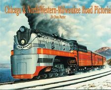CHICAGO & NORHTWESTERN_MILWAUKEE ROAD - RR BOOK ESTATE SALE ONLY $39.95!  - VG