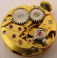 Lady Favre Leuba FL 616 17 j. watch movement & dial for parts ...