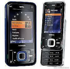 Nokia  N81 With Original nokia battery and Compatible charger