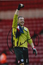 Queens Park Rangers Firmato a Mano PADDY KENNY 6x4 foto.