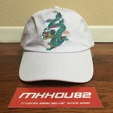 New Opening Ceremony Dragon Embroidered Cap Hat 5-Panel Supreme Camp SS 2016