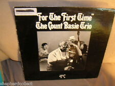 For the Frist Time The Count Basie Trio / 2310 712