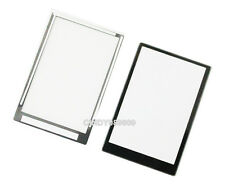 Outer LCD Screen Display Window Glass For Panasonic Lumix DMC-LX3 Repair Part